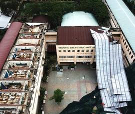 Chi 2,9 tỉ đồng khắc phục sự cố tại Trường THPT Bình Phú