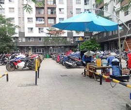 Cư dân không có chỗ để xe, chủ đầu tư khó xử
