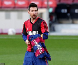 Messi sẽ rời Nou Camp