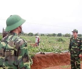 43 cán bộ, chiến sĩ BĐBP hỗ trợ Tây Ninh phòng, chống COVID-19