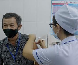 Tiêm thử nghiệm giai đoạn 2 vaccine Nanocovax