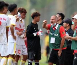 U-19 Nutifood thắng đậm U-19 Khánh Hòa 5-1