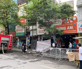 Thương tâm 4 người ở Hà Nội tử vong trong vụ cháy