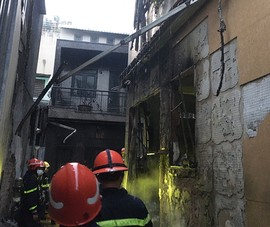 Điều tra vụ cháy nhà ở quận 11 làm 8 người chết