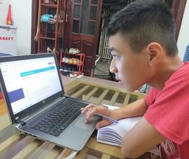 HS Đà Nẵng thi HK2 trực tuyến: Chờ sự tự giác, trung thực
