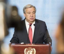 Hội đồng Bảo an muốn ông Guterres tiếp tục làm tổng thư ký