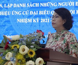 Thư của Chủ tịch Ủy ban MTTQ Việt Nam TP.HCM kêu gọi đồng bào chia sẻ