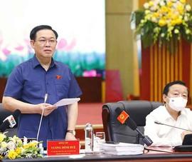 Chủ tịch Quốc hội nêu định hướng lớn sửa Luật đất đai