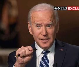 Ông Biden nói về những nước mà Mỹ có cam kết bảo vệ