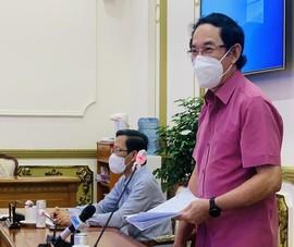 Bí thư Nguyễn Văn Nên: TP.HCM lên nhiều chiến lược hồi phục kinh tế