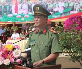 Công an Đắk Nông mở đợt cao điểm tấn công tội phạm