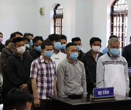 Hoãn xử vụ Trịnh Sướng vì 1 bị cáo có giấy chứng nhận tâm thần