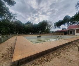 1 học sinh chết tại hồ bơi Trung tâm văn hóa 719 ở Đắk Lắk