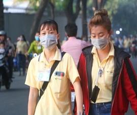 Hình ảnh công nhân Bình Dương phòng, chống virus Corona