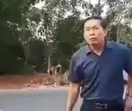 Phó chủ tịch HĐND: 'Tôi đã sai, tôi xin lỗi mọi người'