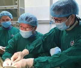 Bình Dương: Lần đầu tiên đặt máy tạo nhịp tim vĩnh viễn