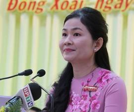 Bà Tôn Ngọc Hạnh tái đắc cử Bí thư thành ủy Đồng Xoài