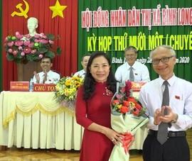 Bình Phước: Thị xã Bình Long có tân chủ tịch và phó chủ tịch