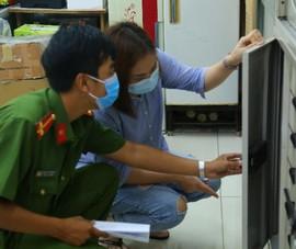 Công nhân phá két sắt công ty trộm gần 800 triệu đồng