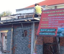 Bình Dương: Một người tử vong trong công trình xây dựng