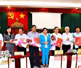 Bình Phước có tân Phó Chủ tịch HĐND tỉnh