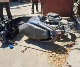 Nam thanh niên chết thảm khi tông vào đuôi xe tải