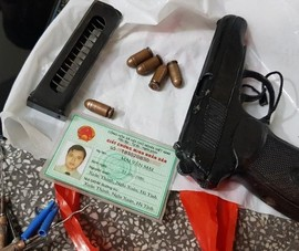 Bình Dương: Bắt nhóm trộm chuyên nghiệp, luôn thủ súng