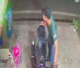 Nóng: Bắt kẻ 'đá nóng' xe máy, đâm chết bác sĩ ở Bình Dương