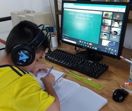 70.000 học sinh ở Bình Dương không có máy tính để học trực tuyến