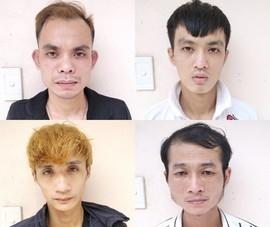 Nhóm nghiện khống chế 2 nữ công nhân ở trọ cướp điện thoại