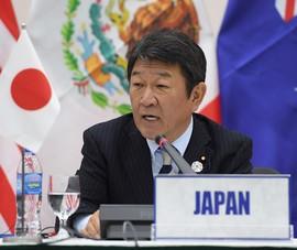 Bộ trưởng Nhật Bản nói về động thái của Canada với TPP