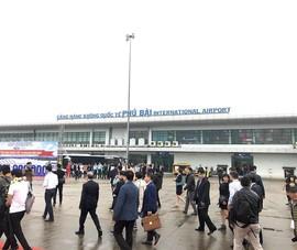 Thay lãnh đạo và kế toán sau khi khởi tố vụ tham ô tài sản tại sân bay Phú Bài