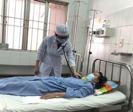 Cứu sống phụ nữ bị động kinh té ao rất nguy kịch