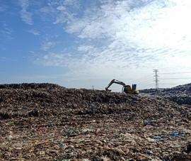 Trà Vinh  xin chở 30.000 tấn rác sang Cần Thơ để đốt