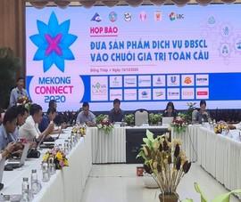 700 doanh nhân, nông dân, chuyên gia dự Mekong Connect 2020