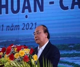 Thủ tướng: Năm 2021 sẽ triển khai nhiều dự án lớn tại ĐBSCL