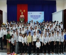 100 sinh viên trường Cao đẳng Bến Tre được tiếp sức đến trường