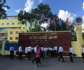 Trà Vinh: Học sinh trở lại trường vào tuần sau