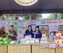 24 tỉnh, thành tham gia ngày hội sản phẩm OCOP ở An Giang