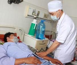 45 phút hồi sức tích cực cứu người bị điện giật ngưng tim