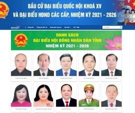 Đồng Tháp công bố danh sách 58 đại biểu HĐND tỉnh