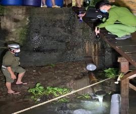 An Giang: Từng bị phạt nhưng chợ đầu mối thuỷ hải sản vẫn xả thải ra sông Hậu