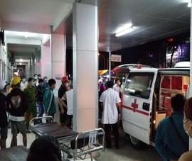 Truy bắt nghi phạm xông vào bệnh viện Sa Đéc chém người