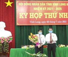 Ông Lữ Quang Ngời tái đắc cử Chủ tịch UBND tỉnh Vĩnh Long