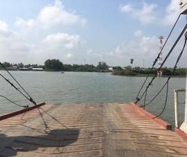 An Giang tạm dừng hoạt động các bến đò dọc, bến phà ngang sông