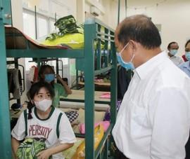 Bắc Giang hỗ trợ Đồng Tháp chống dịch COVID-19