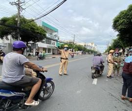 TP Long Xuyên: Dân không được ra đường sau 18 giờ đến 5 giờ sáng hôm sau