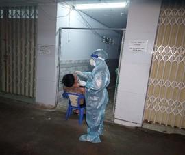 Đồng Tháp: phát hiện 2 người lẻn vào khu phong tỏa để ngủ