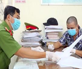 Khai báo y tế không trung thực, tài xế giao cá bị khởi tố