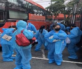 Thêm 1.146 người dân Vĩnh Long ở TP.HCM sắp được đón về quê